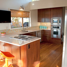 Midcentury Kitchen Our 1954 Mid Century Ranch Home, Napa, CA