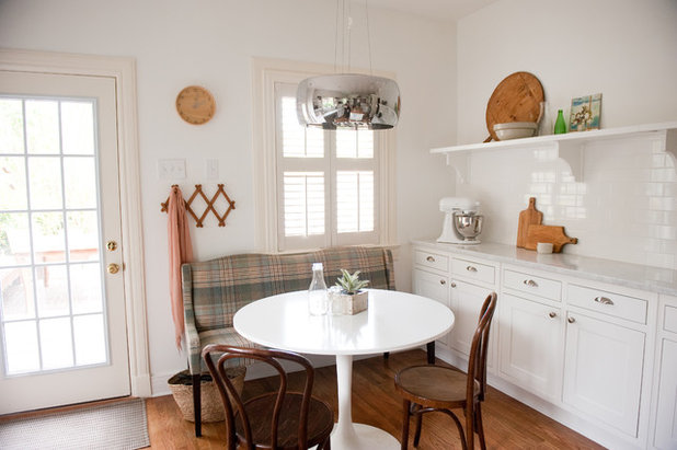 Traditional Kitchen by Emily McCall