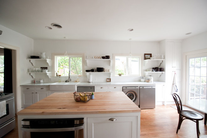 Modern Kitchen by Emily McCall