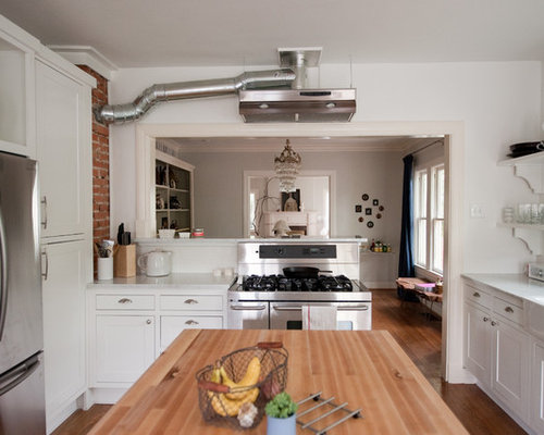 Exposed Chimney Ideas Pictures Remodel And Decor