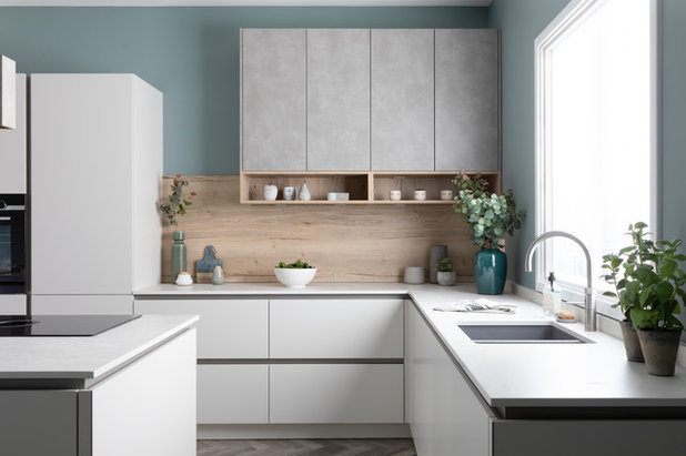 Scandinavian Kitchen by Classic Interiors