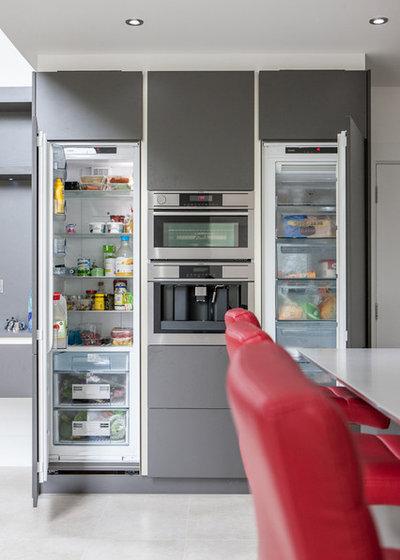 Qual la posizione ottimale del frigorifero in cucina - Forno a microonde piccolissimo ...