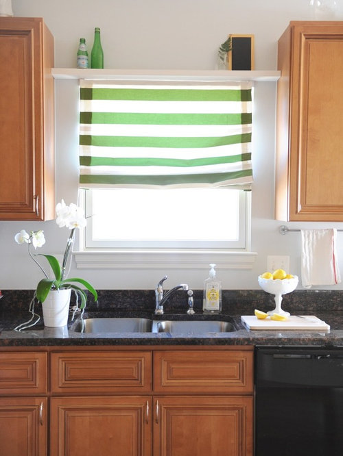 Kitchen Curtain Ideas Houzz