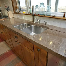Traditional Kitchen by Wil-Sand Custom Woodwork Ltd