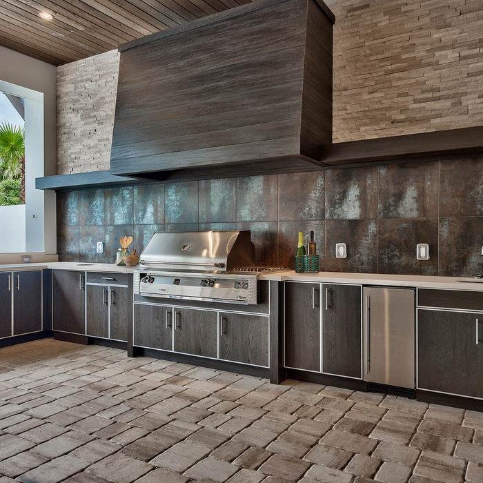 NEW Outdoor Cabinetry Line: NatureKast