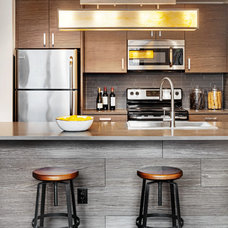 Contemporary Kitchen by Shaw Construction