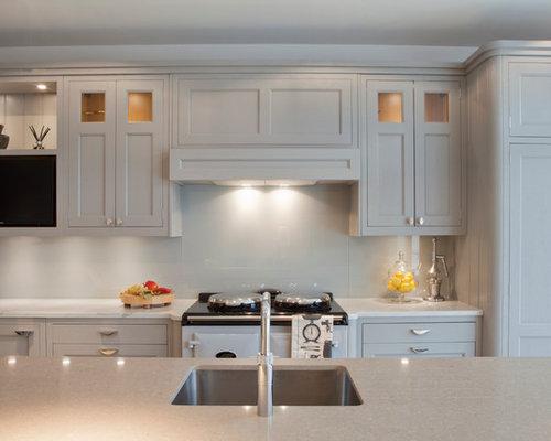 4 Victorian Kitchen With Concrete Floors Design Ideas