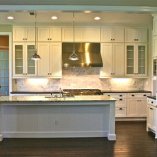 Traditional Kitchen by The Cottage Home Company