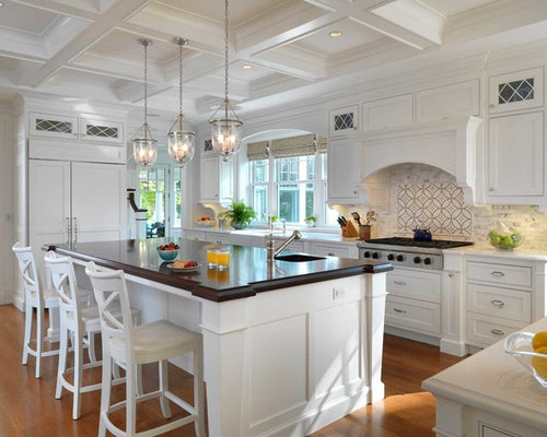 Best Coffered Ceiling Kitchen Design Ideas Amp Remodel