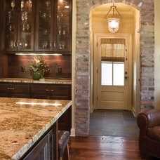 Traditional Kitchen by Ourso Designs