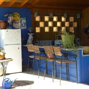 Out Door Kitchen - View 1