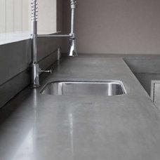 Modern Kitchen by Dekko Concrete Decor