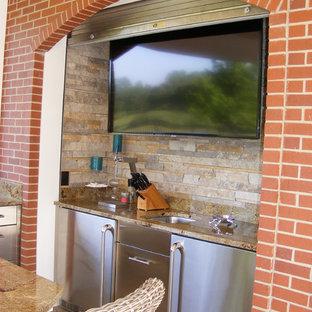 Outdoor Kitchen Entertaining - Grand Ledge, MI
