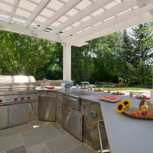 Outdoor Kitchen in Rye