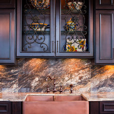 Mediterranean Kitchen by Kitchen Interiors, LLC