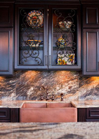 Mediterranean Kitchen by Kitchen Interiors, LLC
