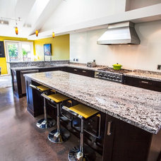 Traditional Kitchen by Seneca Homes