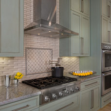 Traditional Kitchen by Design Studio2010, LLC