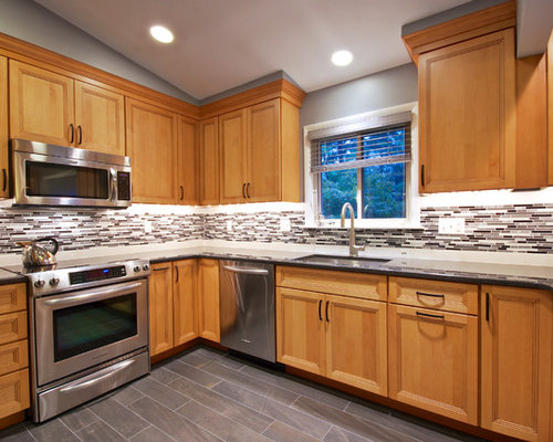 Baltimore kitchen design ideas renovations photos with ceramic floors - Kitchen design baltimore ...