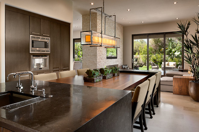 Contemporary Kitchen by Ownby Design