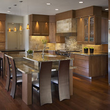 Traditional Kitchen by Ownby Design