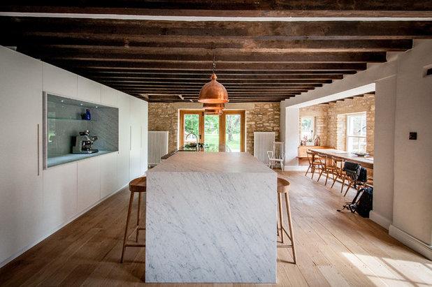 Klassisch modern Küche by piqu