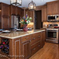 Traditional Kitchen by Devane Design