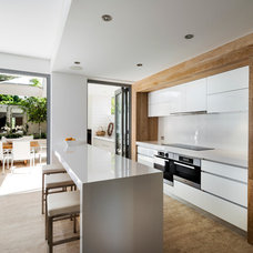 Contemporary Kitchen by Liz Prater Design Home