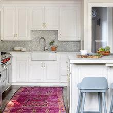 Mattor kök och badrum