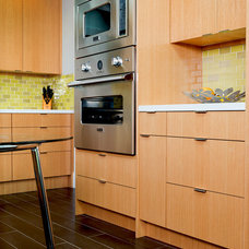 Contemporary Kitchen by Leo Claudio Cabinets