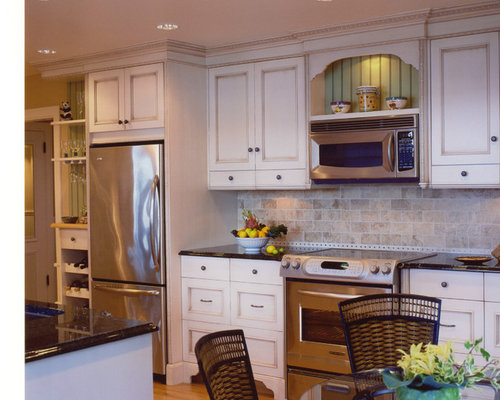 best microwave over range design ideas remodel pictures houzz. Black Bedroom Furniture Sets. Home Design Ideas
