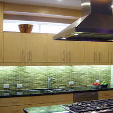 Contemporary Kitchen by Mike Connell