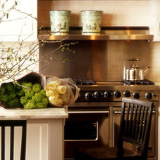 Traditional Kitchen by Martha Angus Inc.