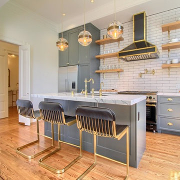 Pacific Heights Home Remodel