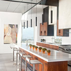 Mooloolah Contemporary Kitchen Brisbane By Mixed