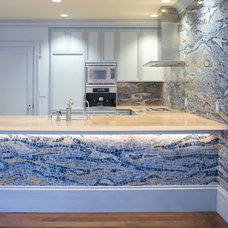 Traditional Kitchen by Moroso Construction