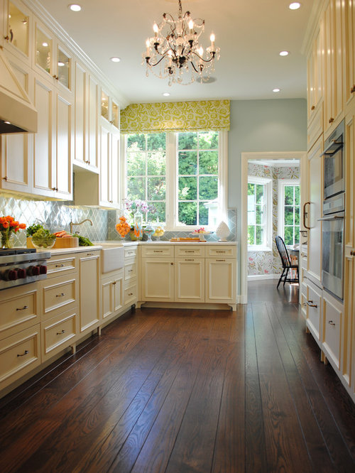Kitchen Design Ideas, Renovations & Photos With Yellow