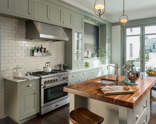 Victorian Kitchen Design Ideas & Remodel Pictures | Houzz