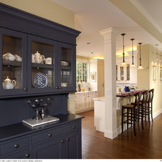 Traditional Kitchen by Elise Moore Design