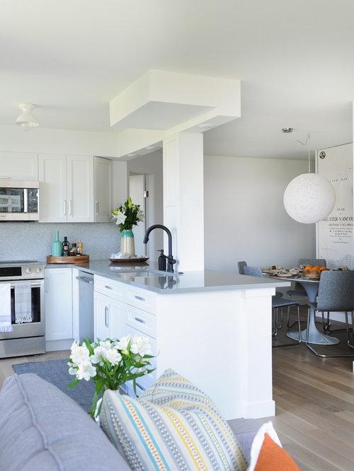 10k Scandinavian Kitchen Design Ideas Remodel Pictures Houzz