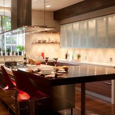 Contemporary Kitchen by Birte Reimer