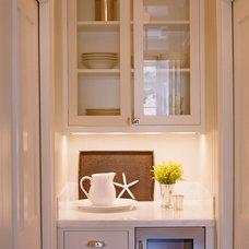 Craftsman Kitchen by Tim Barber LTD Architecture & Interior Design