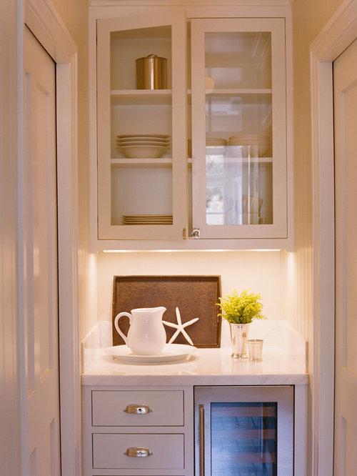 Superior Craftsman Kitchen Idea In Los Angeles