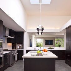 Contemporary Kitchen by Dworsky Architecture