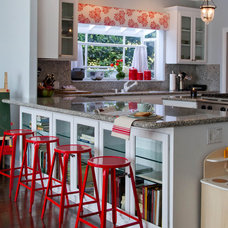 Transitional Kitchen by Jackson Paige Interiors, Inc.