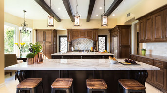 Pacific Palisades Kitchen and Master Bath
