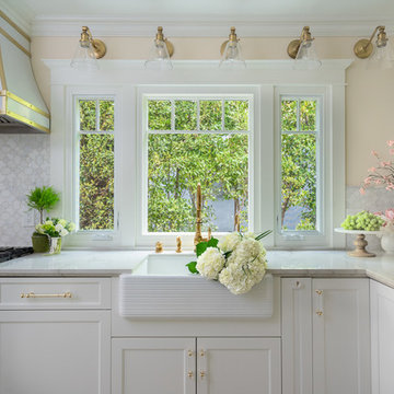 Pacific Palisades Traditional Kitchen