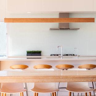 Inspiration for a scandinavian kitchen in Sydney.