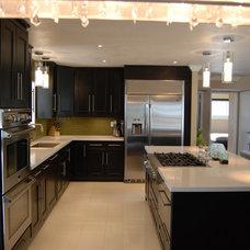Modern Kitchen by Zach Cole Design