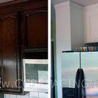 Arlington White Kitchen Cabinets Home Design - Modern ...
